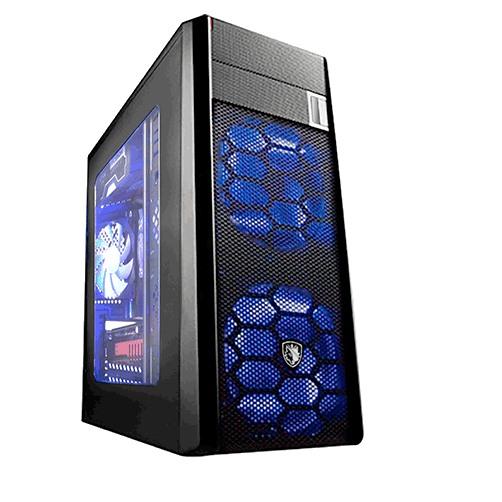 【迪特軍3C】立光代理 SADES 賽德斯 狼王萊肯 強化裝甲機箱 電腦機殼 適用ATX M-ATX ITX 主機板 0.7超厚鋼板