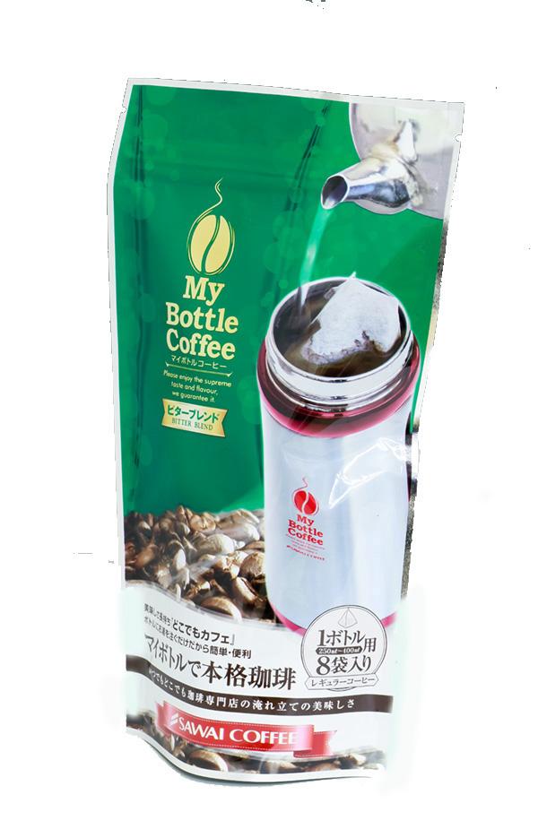 澤井咖啡 My bottle Coffee (Bitter)香醇口味~『 茶包式咖啡 』讓你隨時帶著走 帶著喝~