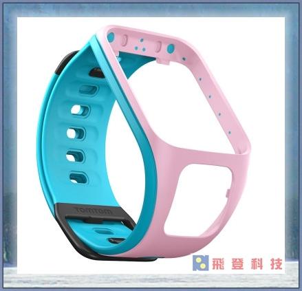 【TOMTOM專用】TomTom SPARK 專用細錶帶
