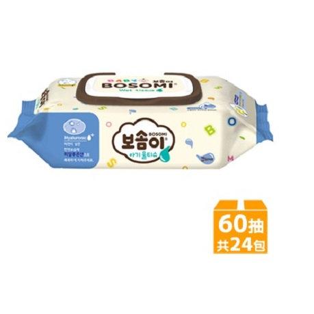 ??寶舒美嬰兒濕紙巾60抽 柔溼巾 溼紙巾【六甲媽咪】