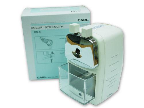 CARL CS-8鐵殼粉彩削鉛筆機