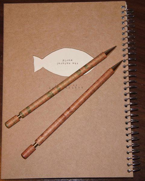 北星鉛筆KITA-BOSHI原木自動鉛筆0.5mm(動物版)