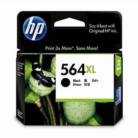 HP CB321WA NO.564XL 大容量 黑色原廠墨水匣