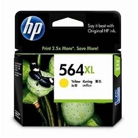 HP CB325WA NO.564XL 大容量 相片黃色原廠墨水匣