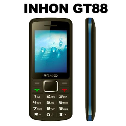 (免運+贈轉接卡)INHON GT88 3G+2G雙卡雙待/無照相/無記憶卡/軍人機【馬尼行動通訊】