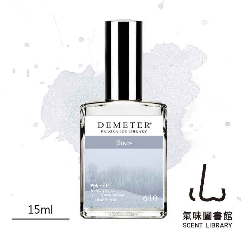 【氣味圖書館】 Snow雪 情境香水 15ml