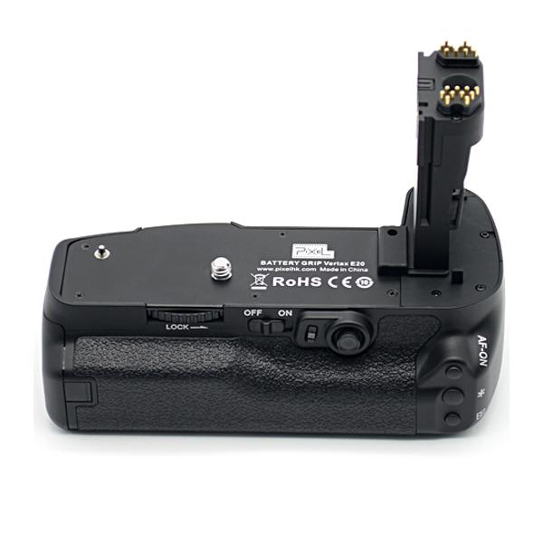 ◎相機專家◎ PIXEL Vertax 5D Mark IV E20 電池手把 垂直手把 同BG-E20 支援5D4 公司貨