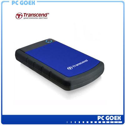 創見 Transcend 25H3B 1TB 2.5吋 USB3.0 軍規防震 行動硬碟☆軒揚pcgoex☆