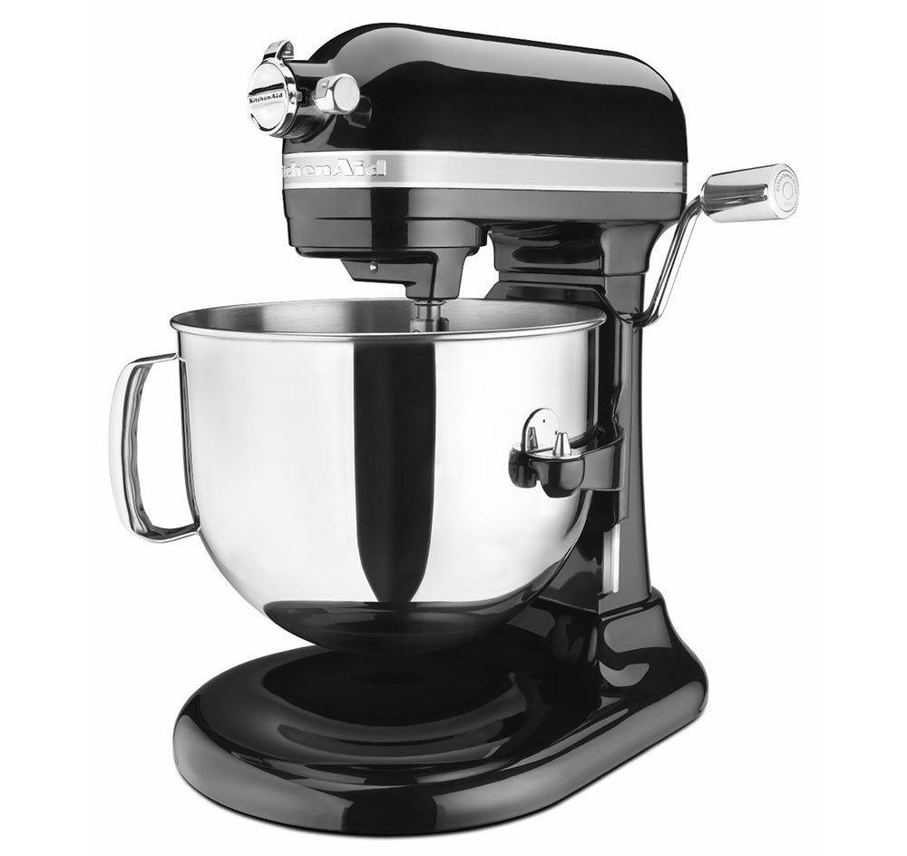 KitchenAid KSM7586PCA 7-Quart Pro Line Stand Mixer black 升降式攪拌機 ( 黑色 )