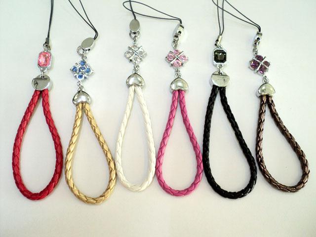 編織鑽 造型 手機吊飾/手機掛繩/掛鍊/手機掛飾/手機吊繩/相機吊飾/包包吊飾