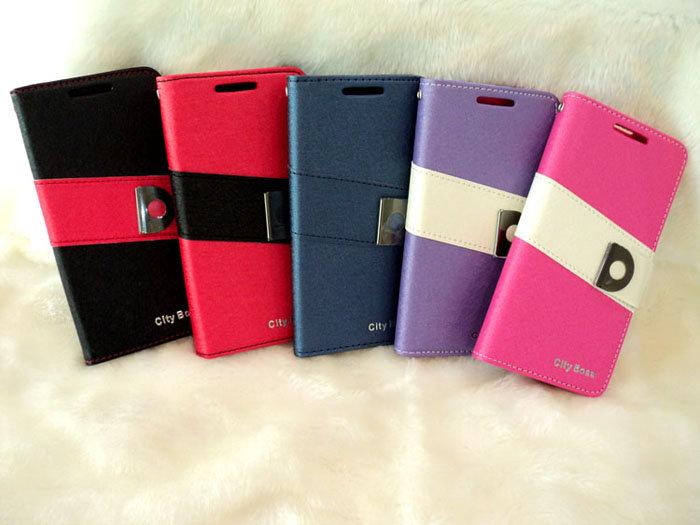 S4 mini 手機套 CITY BOSS 冰晶系列 SAMSUNG S4mini i9190 蠶絲紋手機側掀保護皮套/便攜錢包/磁扣皮套/側開/側翻/背蓋皮套/可站立/TIS購物館