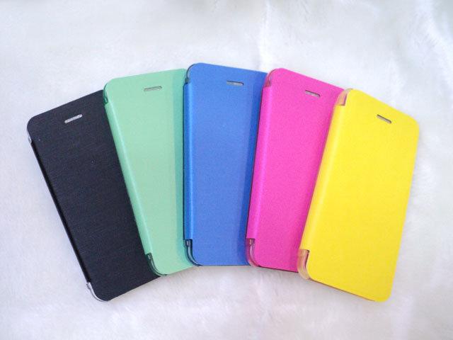 Apple iPhone 5/i Phone 5/5C/5S 手機殼 超薄側掀皮套 手機皮套/背蓋式皮套/透明 保護套/掀蓋式/側掀/透視/U case