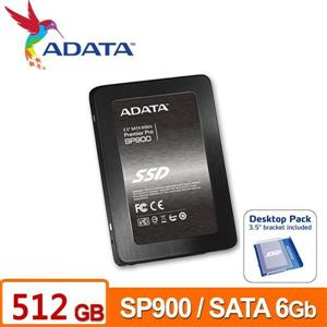 ADATA威剛 Premier Pro SP900-512GB SSD 2.5吋固態硬碟