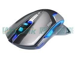 E-BLUE 魅影狂蛇II 無線電競滑鼠~遊戲專用 (EMS601GY AA-IF)