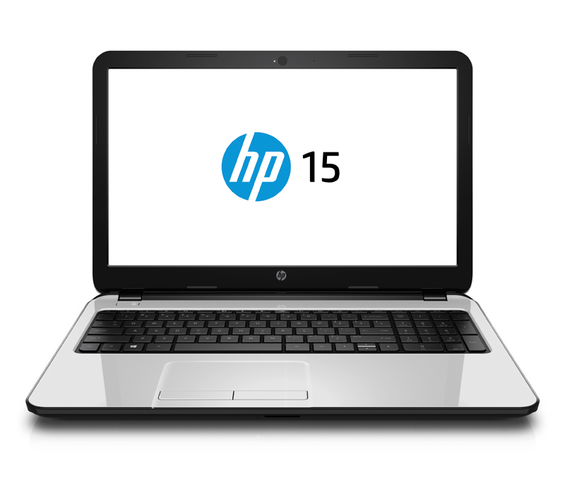 "HP 15-r233TU 白色15.6"" ( L1M05PA ) 筆記型電腦 Intel Pentium N3540 Quad Core/4GD3 Intel HD Graphics 5500 /50.."