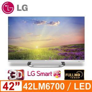 LG 3D Smart TV 42LM6700 42吋液晶電視