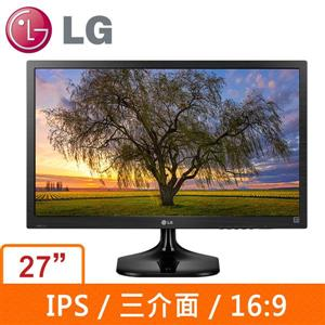 LG 27MP37VQ-B 27吋(寬) IPS液晶顯示器
