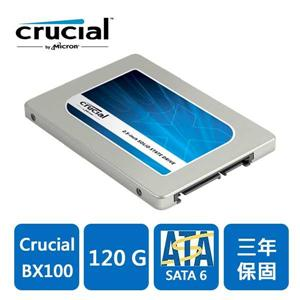Micron Crucial BX100 120GB SSD 固態硬碟