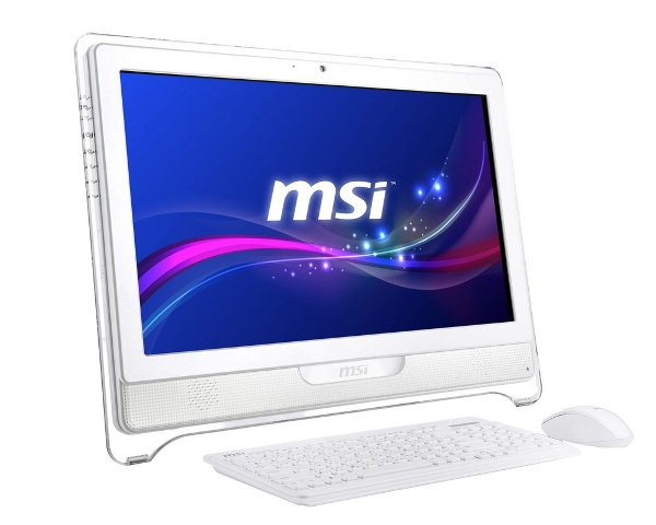 MSI微星AE2281- 014TW- WG8704G50S7PMX All-in-one 電腦 (21.5吋/G870 3.1G/HD 2000/4G/500GB/DVD燒/W7HP/1.3M/13..