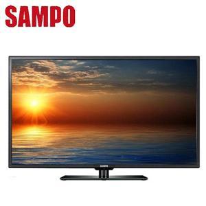 SAMPO聲寶 50吋LED EM-50GA15D Smart聯網液晶顯示器含視訊盒