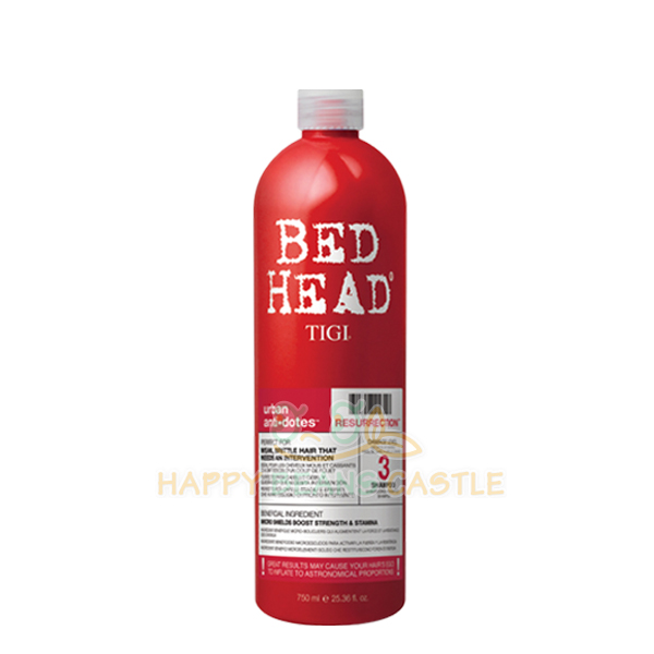 TIGI BED HEAD 摩登健康洗髮精 750ml ? 樂荳城 ?