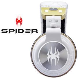 志達電子 PowerForce-WH Spider PowerForce 耳罩式耳機 摺疊式DJ專用耳機~ 2012 台北金馬影展指定耳機
