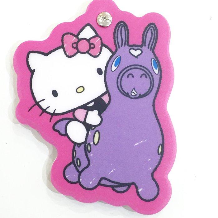 Hello Kitty RODY聯名 MEMO紙 便條紙 記事本 文具 正版日本授權 * JustGirl *