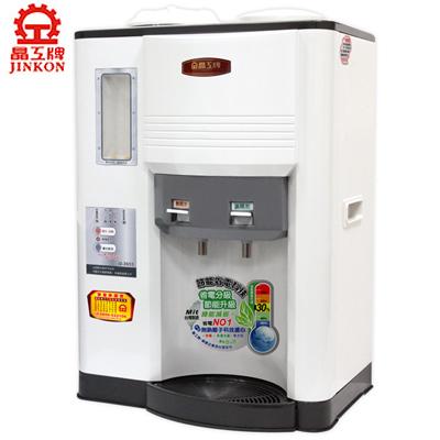 晶工牌省電科技溫熱全自動開飲機JD-3655+贈送晶工牌感應式濾心CF-2511(一盒)