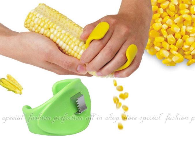 剝玉米器 玉米剝離器 脫粒器 玉米剝除器 亮彩 玉米刨刀【DW303】◎123便利屋◎