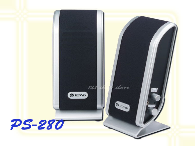 ◎123便利屋◎電腦喇叭 SR-PS-280 防磁音箱 400W
