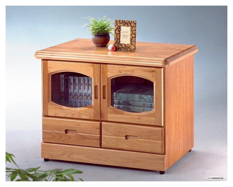 【石川家居】GH-633 赤陽木木心板3尺電視櫃 (不含跟其他商品) 需搭配車趟