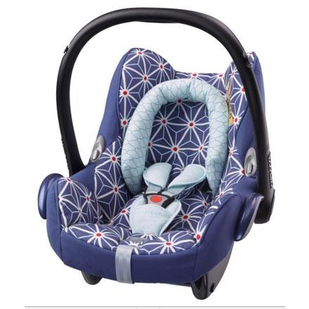 *babygo* 2016年 新上市!Maxi-cosi Cabriofix 新生兒提籃汽車安全座椅(頂級款)【星空藍】