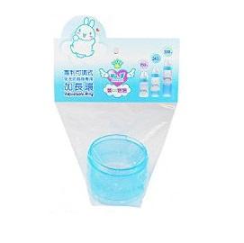 『121婦嬰用品館』第一寶寶 二代免洗奶瓶加長環 - 藍色