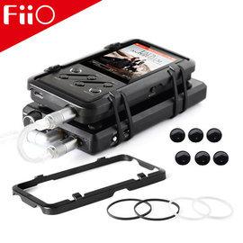 志達電子 HS15【FiiO X3專屬配件-HS15耳擴綑綁組合】可搭配E12耳機功率擴大器