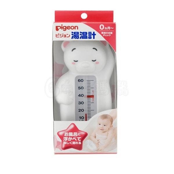 貝親小熊水溫計【六甲媽咪】