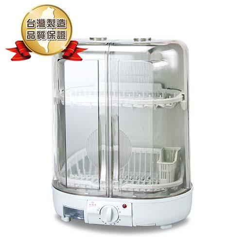 尚朋堂 雙層直立式溫風烘碗機 SD-3688