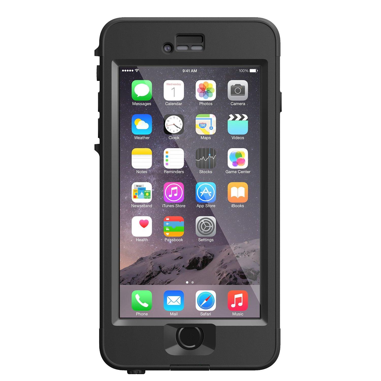 lifeproof fre nuud iPhone 6 PLUS 5.5 Case 防水 防摔殼 指紋辨識