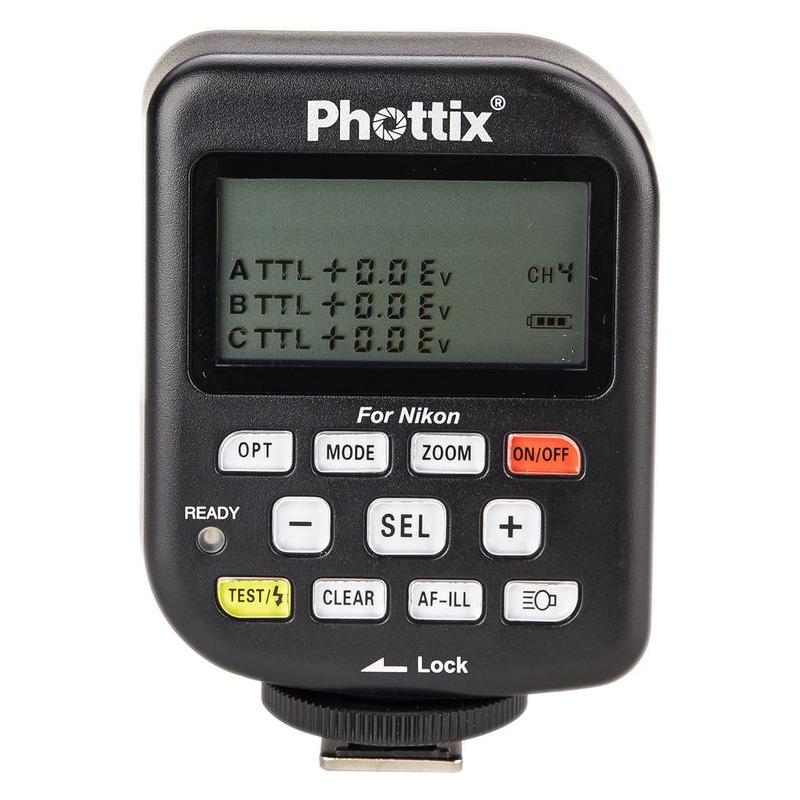 ◎相機專家◎ Phottix Odin TTL 無線閃燈發射器 for Nikon 群光公司貨