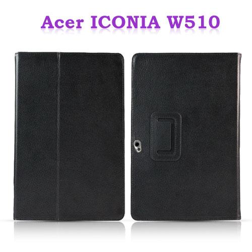 【翻頁、可斜立】宏碁 Acer Iconia W510 10.1吋 荔枝紋保護皮套/書本式翻頁皮套/保護套~出清特惠