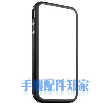 Apple iPhone 4/4S Bumpers 雙色邊框保護套/環狀矽膠保護套/有音量鍵、開關鍵/副廠