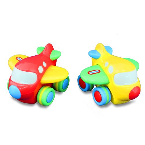 小泰可GO GO CAR-飛機 (顏色隨機)/ Little Tike/ 幼兒玩具/扮演/ 家家酒/ 車子/伯寶行