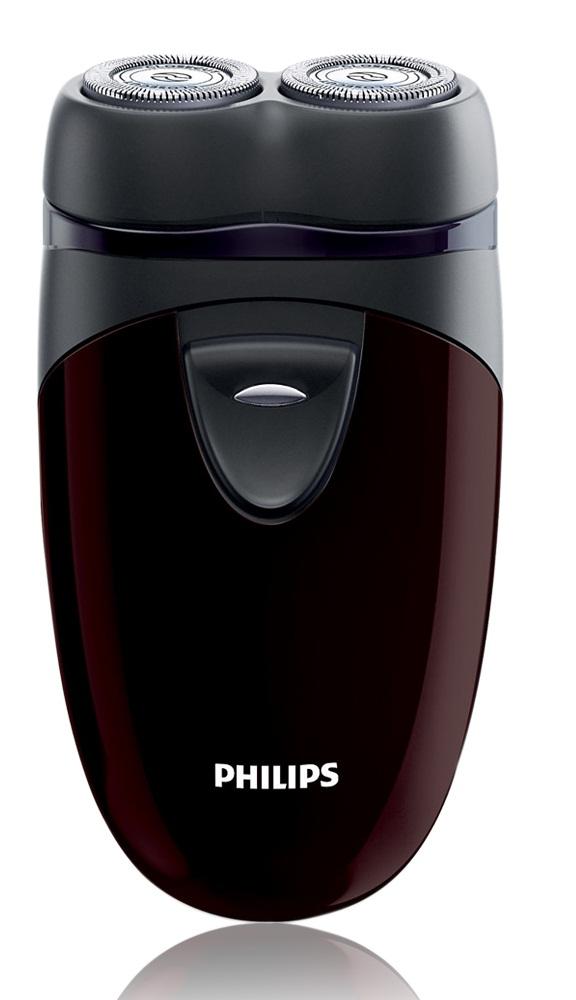 PHILIPS 飛利浦 PQ206 勁型系列雙頭輕巧電鬍刀