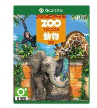 MICROSOFT XBOX ONE 動物樂園