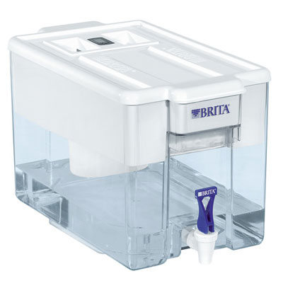 BRITA 濾水箱(8.5L)新式 OPTI COOL(白)