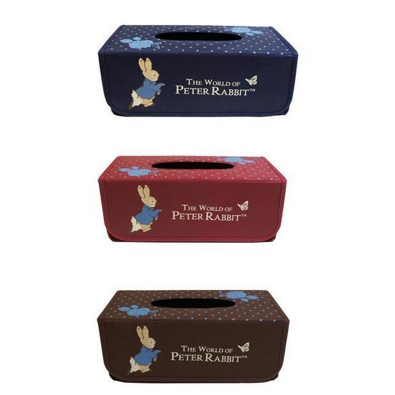 佳冠居家~彼得兔專利正品不織布面紙盒-共三色,尺寸約:13*26*11公分,彼得兔面紙盒 比得兔面紙盒 專利正品 不織布面紙盒