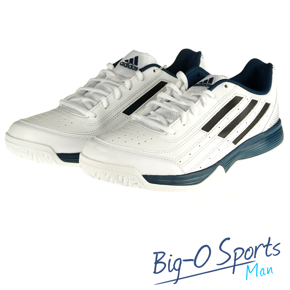 ADIDAS 愛迪達 SONIC ATTACK 專業網球鞋 男 S78398 Big-O SPORTS