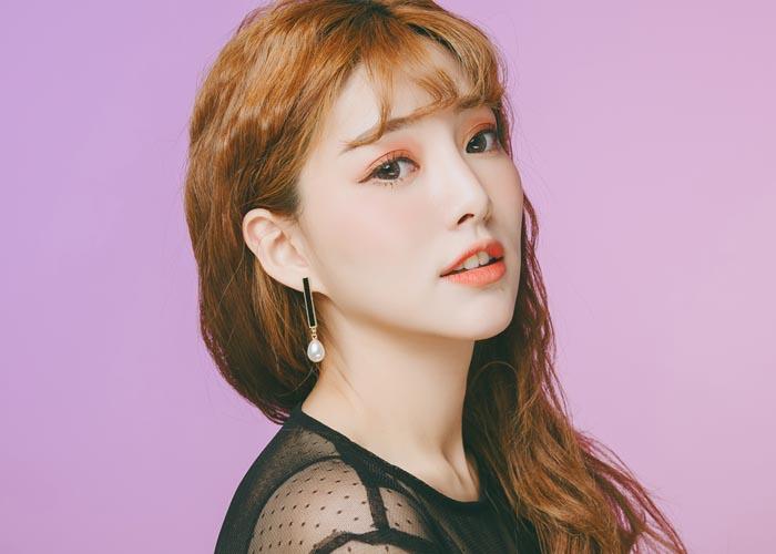 韓國飾品,珍珠耳環,垂墜耳環,螺旋夾耳環,夾式耳環