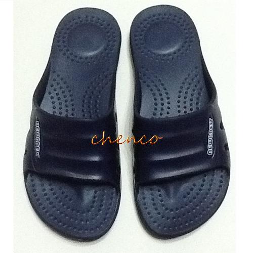 【晨光】柔軟室內拖鞋-藍 37~42號六種尺寸383