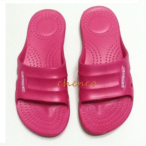 【晨光】柔軟室內拖鞋-粉 37~40號四種尺寸383