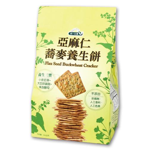 亞麻仁蕎麥養生餅